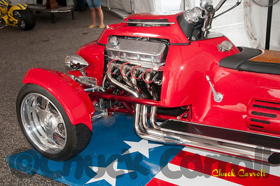 Bike Builders Expo Quaker Steak & Lube - Friday 1-28-2012