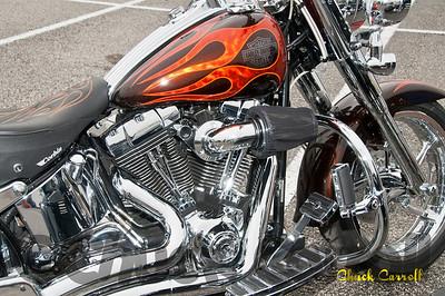 Bike Builders Expo Quaker Steak & Lube - Friday 1-28-2012
