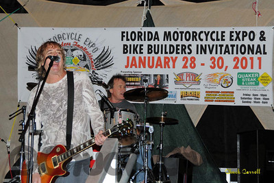 Friday January 28, 2011 - Florida Motorcycle Bike Builders Expo - Quaker Steak & Lube, Clearwater Florida