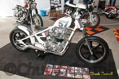Bike Builders Expo Quaker Steak & Lube - Sunday 1-29-2012
