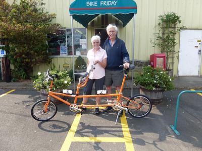 Bike Friday Tandem XL August 2015 A