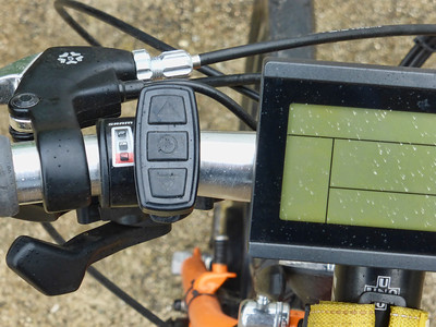 Pedal Assist and Display