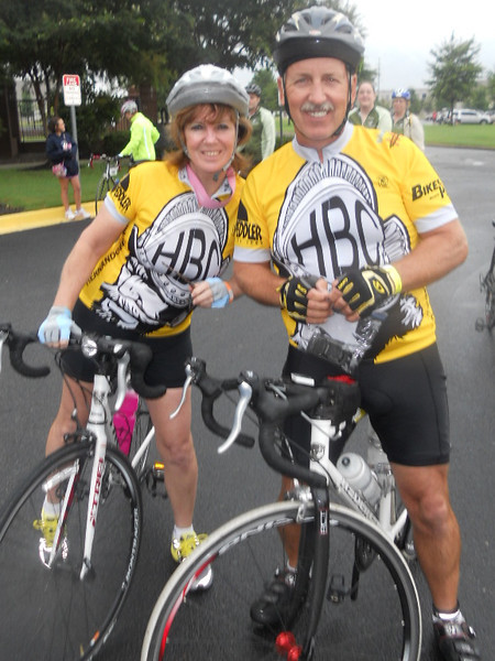 Hutch and Linda