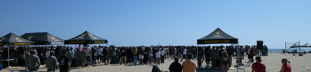 800 take the oath - Saturday, April 23 in HB.