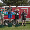 Fort Custer Podium :