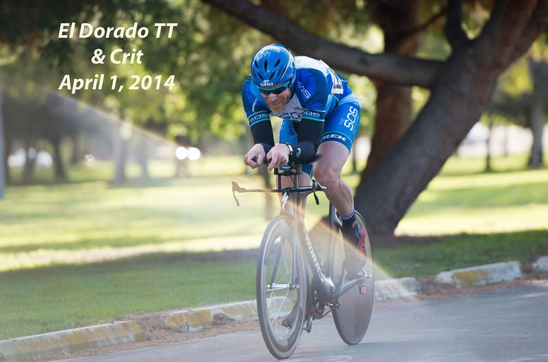 El Dorado TT and Crit, April 1, 2014