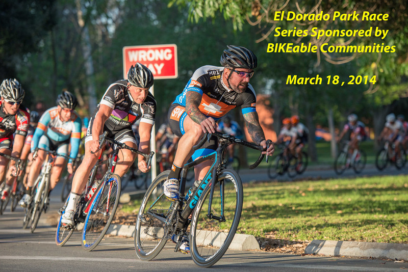 Another beautiful  night of bike  racing at El Dorado Park in Long Beach.