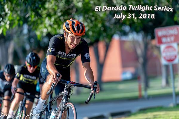 El Dorado Twilight July 31, 2018