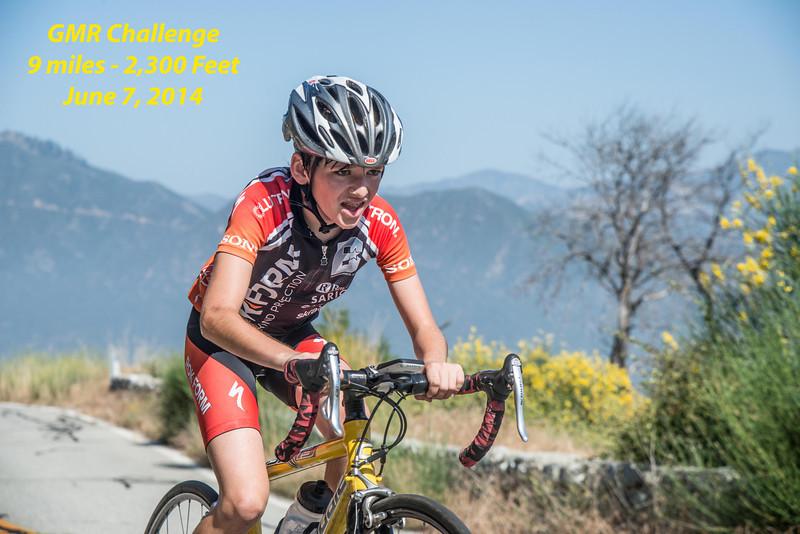 Glendora Mountain TT Challenge