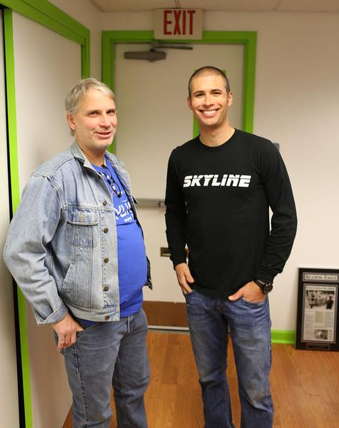 Ryan and Ken DeWald