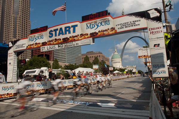 Tour of Missouri - St Louis