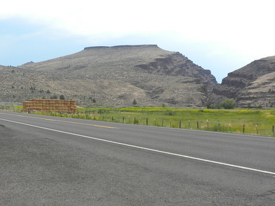 John Day Fossil Beds Sheep Rock Unit