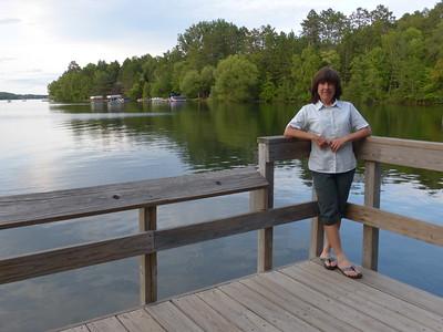 Shirley at Ely Lake