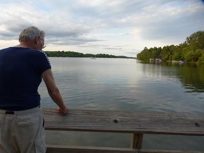 John at Ely Lake