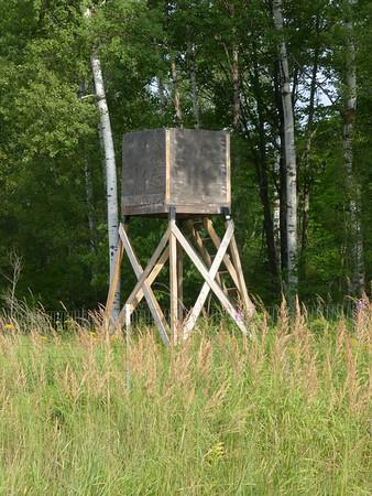 A deer hunting shack?