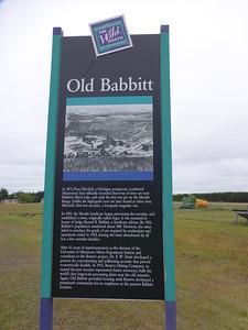 The history of Babbitt