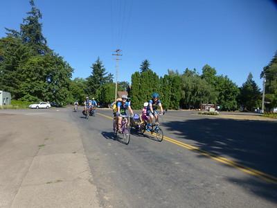 Day 1 - Buena Vista to Silver Falls SP