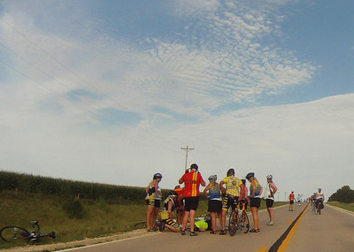 Ragbrai XL - Summer 2012