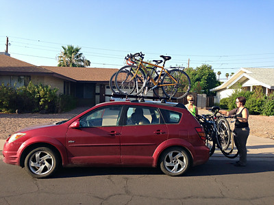 Sunset Crater Bike Tour