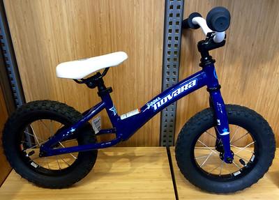 Balance bike for Kindergarden at Adams School