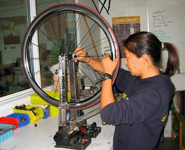 Adult Education: Bilingual Street Skills, Learn Your Bike