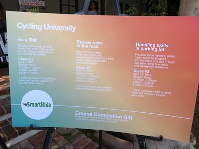 Cycling University @ Sonos (2015)