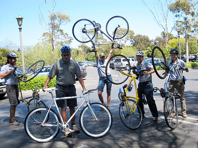 A team at the SB Zoo is part of the Bike Challenge 2011  http://trafficsolutions.info/bike-challenge.htm
