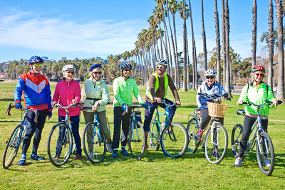 Bicycling for Health & Happiness (Spring 2014)