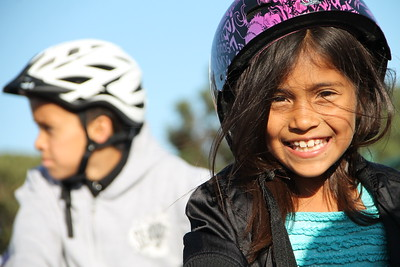 Family Bike Night at Aliso School (May 2016)