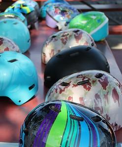 Helmets for $10