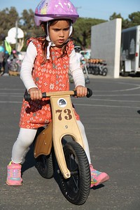 Balance bikes are always in big demand for the young ones.