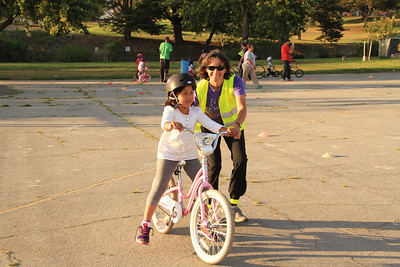 More than 10 kids learned to ride: what a memorable event!