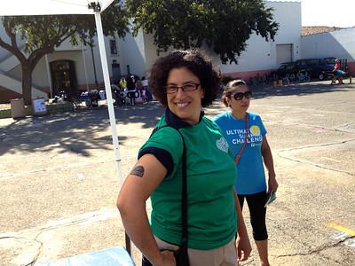 SB mayor with a tatoo