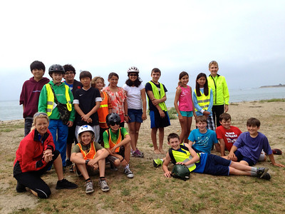 Cycling camps (GVJH): 2013