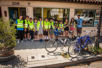 Cycling Camp @SBJH (2014)