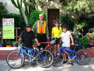 Bike classes: 2008