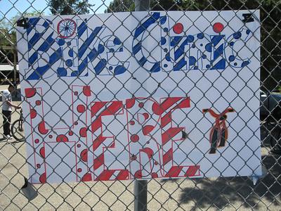 DIY bike repairs on Thursdays: 3:00-5:00PM at SBHS (fence & open gate on Nopal Street)