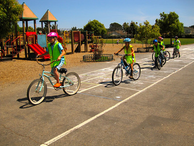Super Cyclers @ Carpinteria Family School (Spring 2011)