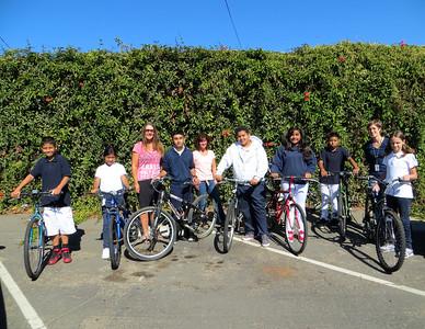 PP @ El Camino Junior High in Santa Maria: Fall 2013