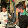 What's happening at Bici Centro (Winter 2009) : Bici Centro keeps on growing: more classes, more demand for Open shop, more involvement with the community...