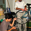 "Learn Your Bike (Spring 2009) : Bici Centro had another great group of participants for the ""Learn Your Bike"" class.