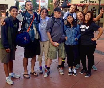 Bici & SBici crew: fun group of good people
