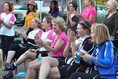 Great attendance, inspirational & fun event Photo taken by Janessa Schueler