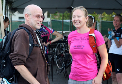Howard Booth & Sarah Grant Photo taken by Janessa Schueler