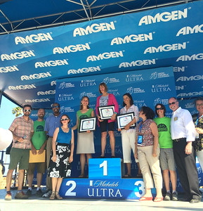 Women ride- ATOC- Velo Wings Awards
