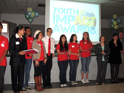 Santa Barbara Youth Council, and on the left: 2nd District Supervisor Janet Wolf, KIDS Network Chair