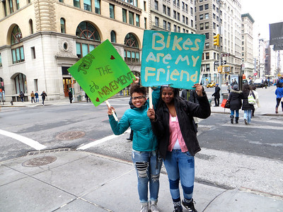 Youth Bike Summit in NYC (Feb 2013)