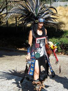 Dancer at Grand Park