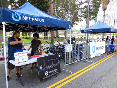 Bike Nation, the new bike share program is coming to LA. http://www.bikenationusa.com/