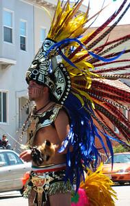 Aztec Dance by Grupo Azteca